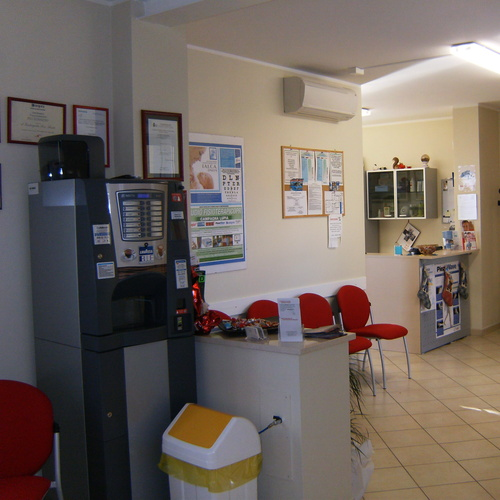 INTERNO DELLO STUDIO
